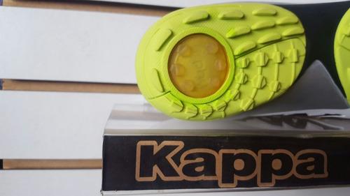 kappa helium turf  botín para cancha sintetica 100% original
