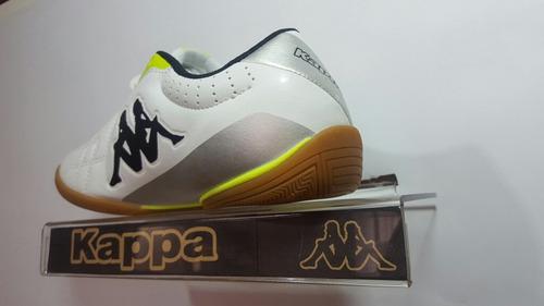 kappa para futsala player 4 base 100%originales importados