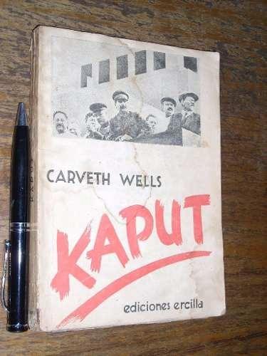 kaput - carveth wells - ercilla - aceptable