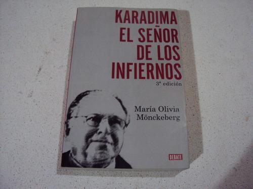 karadima , el señor de los infiernos por maria olivia m.