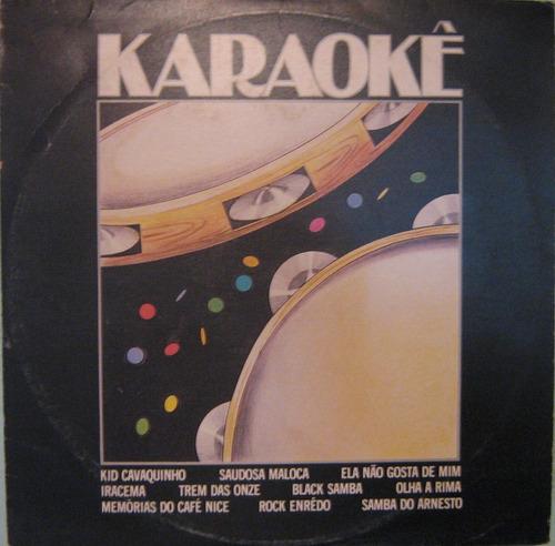 karaokê - 1985