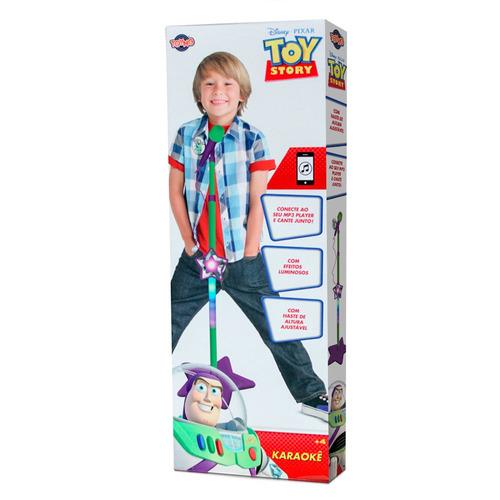karaokê - disney - toy story - buzz lightyear - toyng
