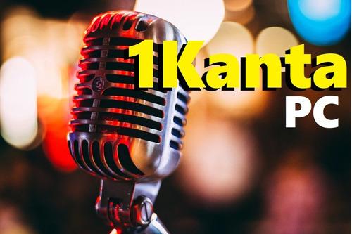 karaoke 1kanta software para windows si te la sabes cántala
