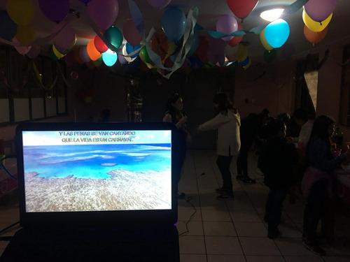 karaoke data interactivo