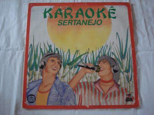 karaoke-lp-vinil-karaoke sertanejo-mpb