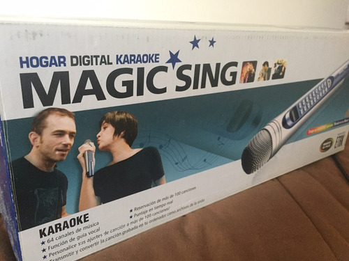 karaoke magic sing
