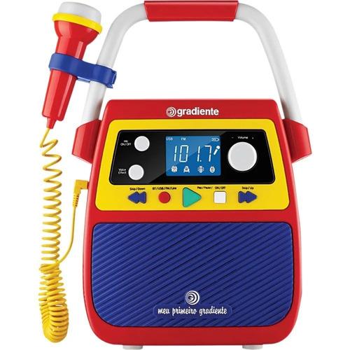 karaoke meu primeiro gradiente - radio karaoke infantil
