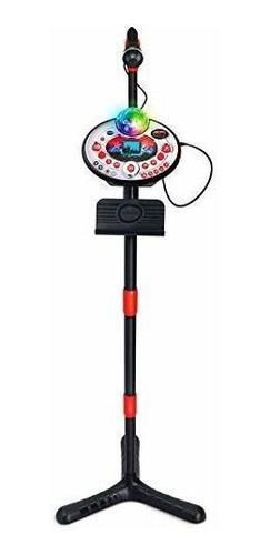 karaoke musical micrófono