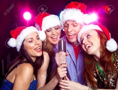 karaoke navideño