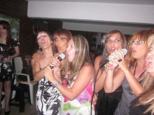 karaoke p eventos alquiler de equipos 02al 15/02 vacaciones