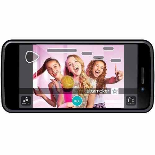 karaoke para niños nuevo se conecta al telefono celular