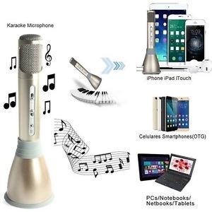 karaoke portátil magic ktv 068 bluetooth envío gratis