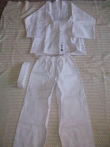 karate guis kimonos talla 2 y 2, semipesado solo por encargo