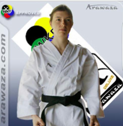 karategui arawaza deluxe kumite