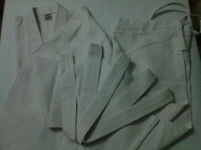 karategui (uniforme de karate do)