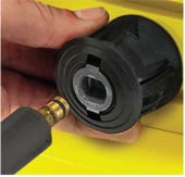 karcher kit quick connect pistola manguera 7.5m tienda ofici