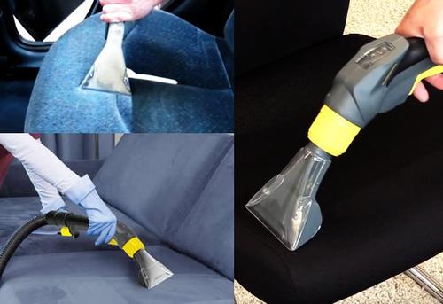 karcher puzzi 10/1 limpia tapizados c/boq + 16 pastillas