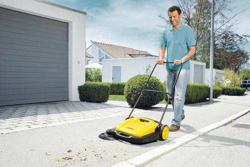 karcher s 550 barredora manual