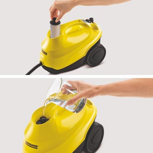 karcher sc 3 limpiador de vapor easy fix