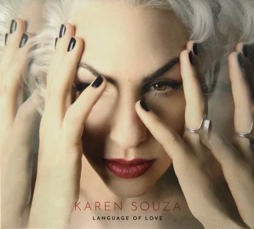 karen souza - language of love  ( nuevo disco )
