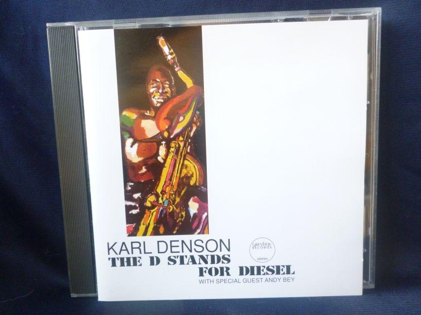 karl denson the d stands for diesel cd importado r 40 00 em