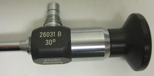 karl storz hopkins 26031b 30 grados laparoscopio 6.5mm