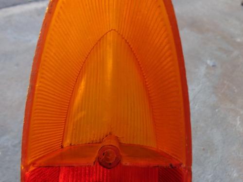 karmann ghia lente lanterna traseira 67 em diante leão