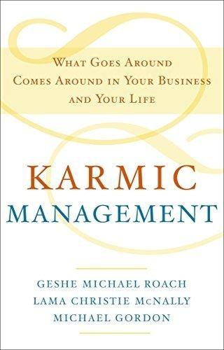 karmic management : geshe michael roach