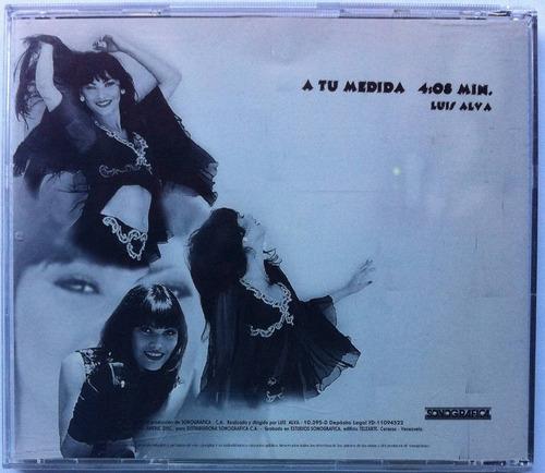 karolina. a tu medida. cd single original, usado
