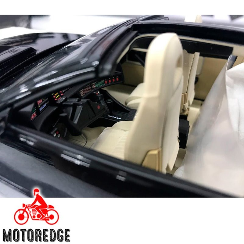 Karr Knight Rider Hot Wheels Elite 1/18 Nuevo Oferta Kitt
