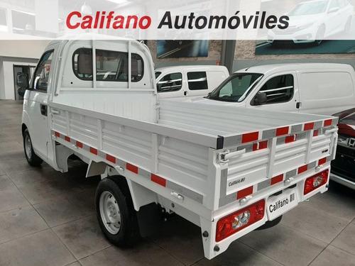 karry q22 cabina simple 1.1l, 16v, tasa 0% 2020 0km