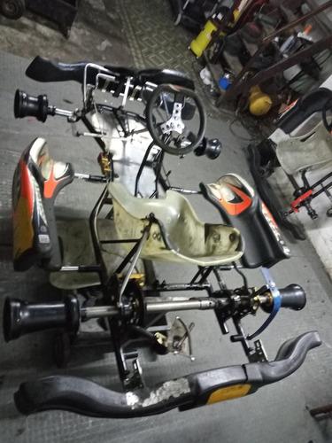 kart chasis crg rebel 2014/2010