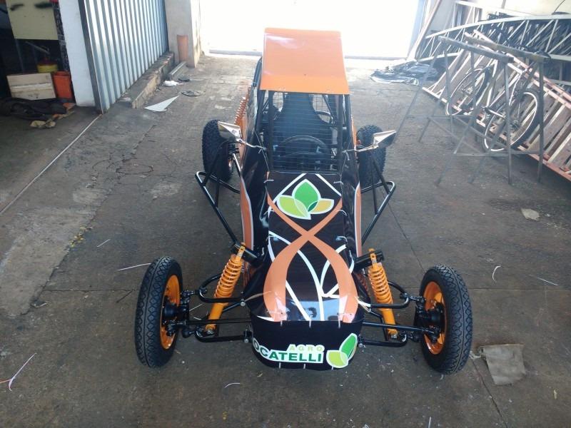 Kart Cross Barracuda Ii 250cc Buggy Gaiola