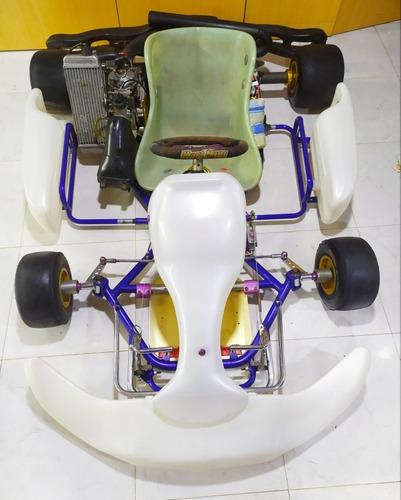 kart mini rotax 125c
