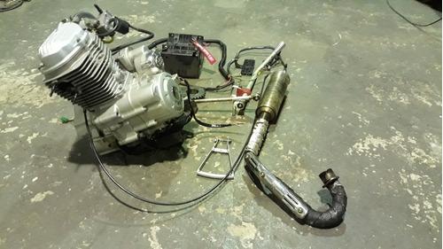 kart motor yasuki 125cc kit completo con papeles de importac