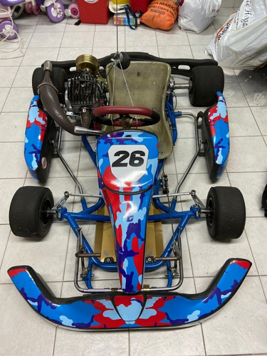 karting 125cc - impecable