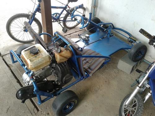 karting 2 puesto casero