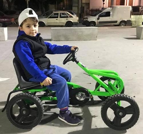 karting a pedal gigante ilusiones sobre ruedas quilmes