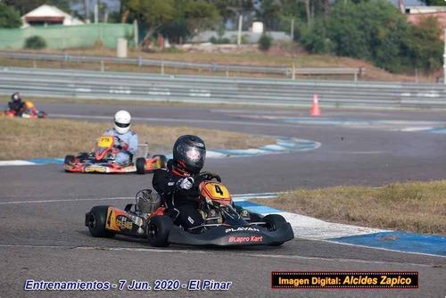 karting  chasis crg 2014  con motor parila 125 cm3