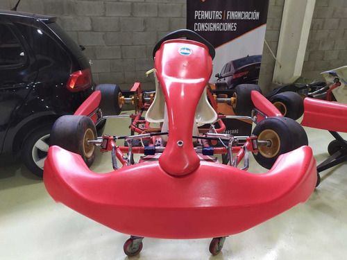 karting chasis ksm igual a 0km parilla rf mychron pointcars