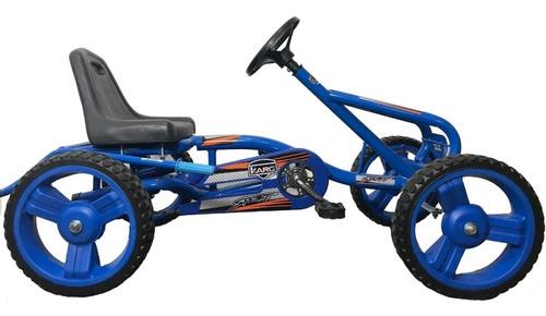 karting pedal niño
