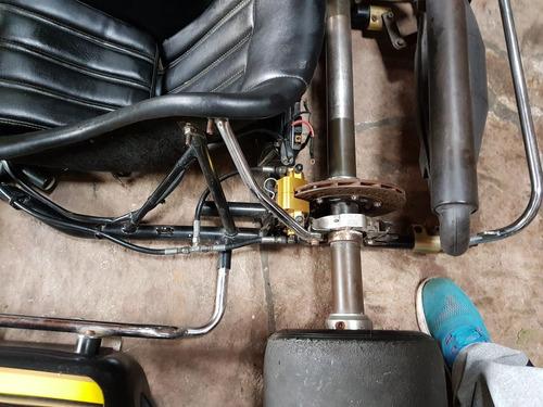karting rotax max 125cc importado, impecable!!  mercadopago