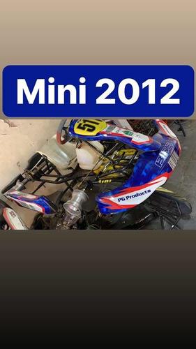 karting tony, crg, mini, teach speed, mega, cadete