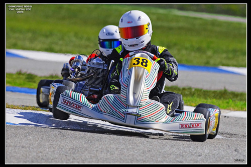 karting tony kart 2014