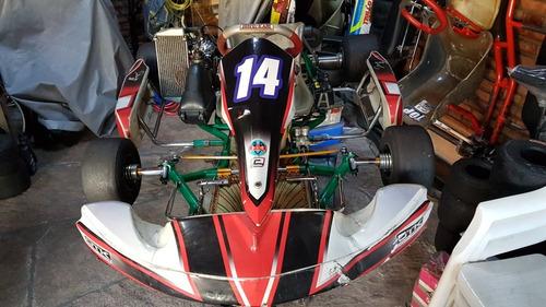 karting tony kart motor rotax max 125cc mercadopago