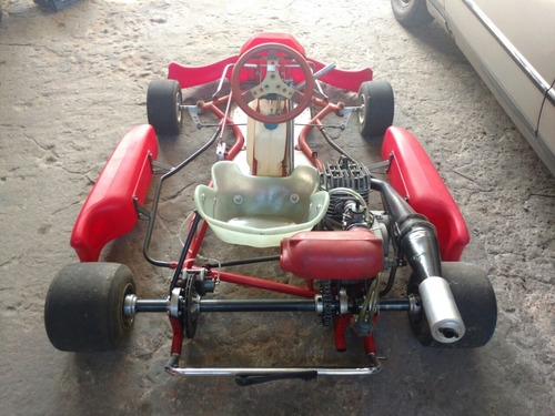 karting zanella 125