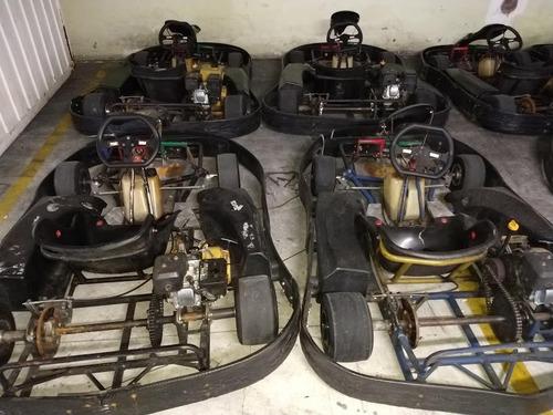 karts metal moro indoor adulto motor buffalo 7hp master