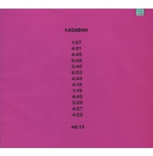 kasebian 48 : 13 cd con 13 canciones