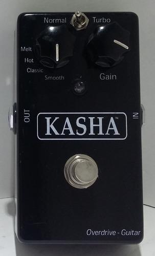 kasha overdrive - guitar