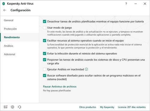 kaspersky antivirus 1 pc 1 año